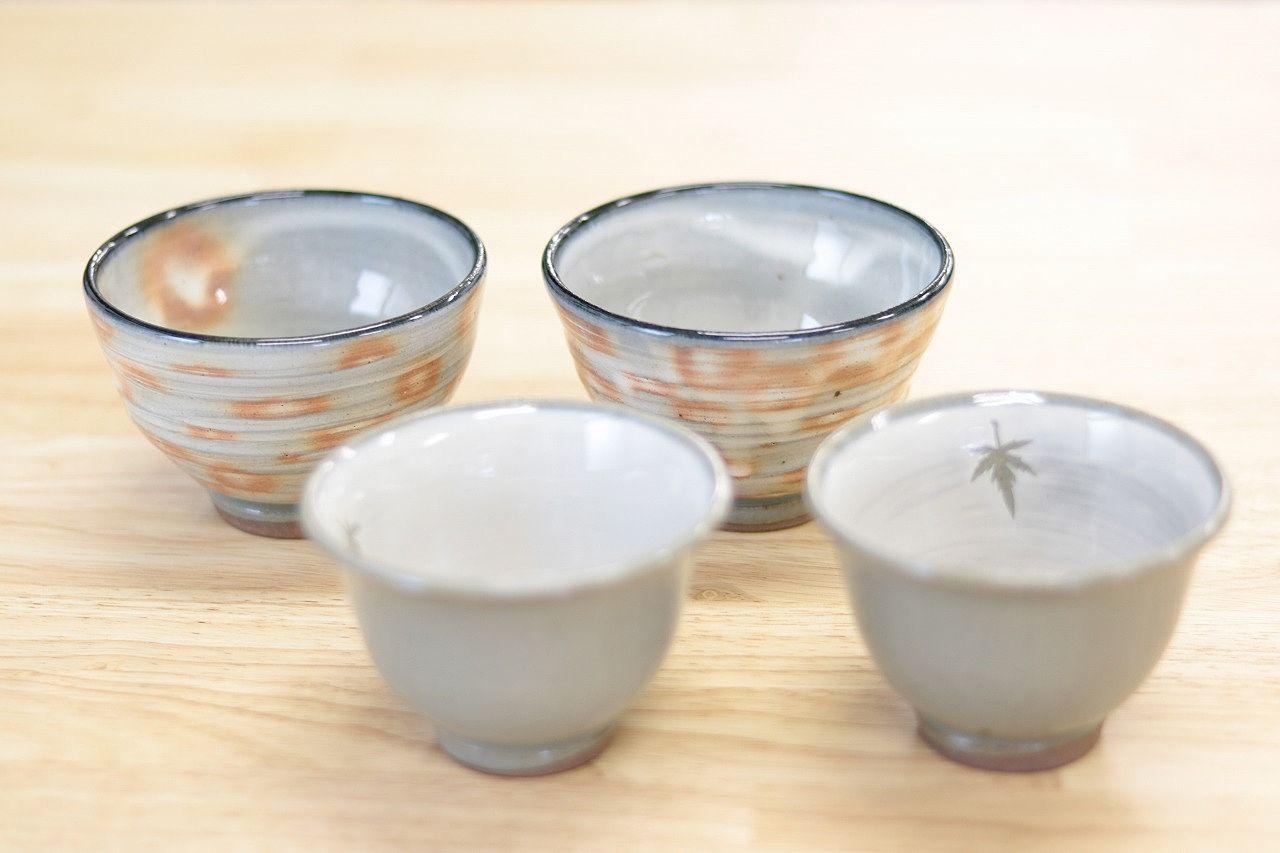 薩州善衛陶舎の湯呑の写真