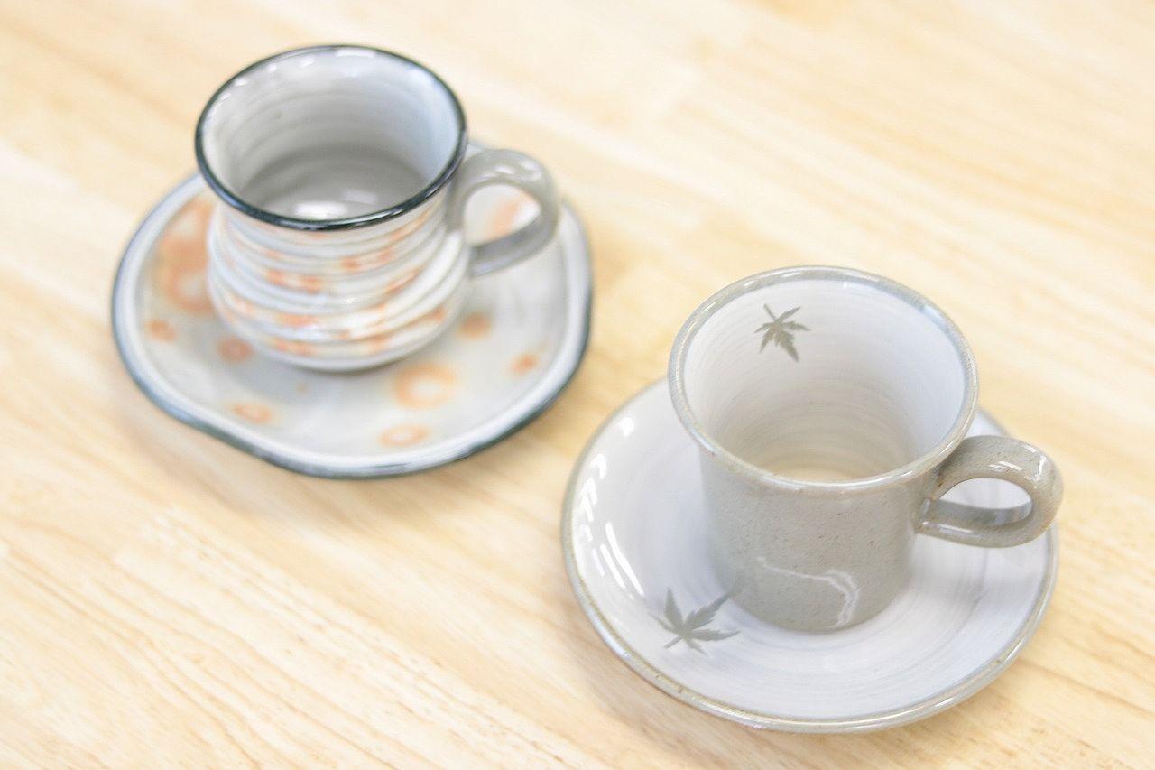 薩州善衛陶舎のコーヒーカップの写真