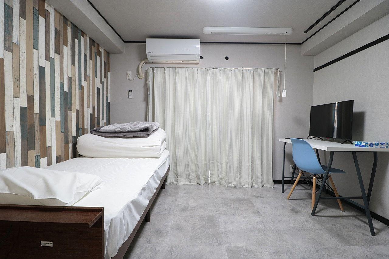 鹿児島市宇宿で格安マンスリー・ウィークリーマンション始めました。